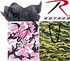 Rothco 9904 Camouflage Gift Bags-Large