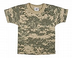 Rothco 6929 Infant Army Digital Camo T-Shirt