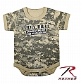 Rothco 67053 Infant Army Digital Camo 'Army Brat' 1pc Bodysuit