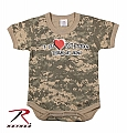 Rothco 67051 Infant Army Digital Camo 'Thank My Mom' 1pc Bodysuit