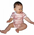 Rothco 68055 Infant Baby Pink Camo 1pc Bodysuit