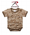 Rothco 69067 Desert Digital Camo 1pc Bodysuit