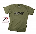 Rothco 66136 Kids Olive Drab Army T-Shirt