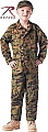 Rothco 66115 Kids Woodland Digital Camo 6-Pkt. B.D.U. Pants