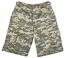 Rothco 55312 Kids Army Digital Camo BDU Combat Short