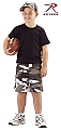 Rothco 6922 Kids City Camo BDU Shorts