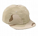 Rothco 5621 Kids Tri-Color Desert Camo Baseball Cap