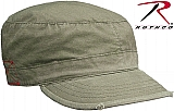 Rothco 4523 Olive Drab Rip-Stop Vintage Military Fatigue Cap