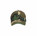 Rothco 9600 Kids Woodland Camo Supreme Low Profile Cap