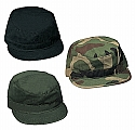 Rothco 9406 Kids Black Fatigue Cap