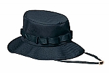 Rothco 5546 Kids Black Jungle Hat