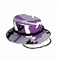 Rothco 5474 Kids Ultra Violet Camo Jungle Hat