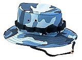 Rothco 5558 Kids Sky Blue Camo Jungle Hat