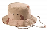 Rothco 5561 Kids Tri-Color Desert Camo Jungle Hat