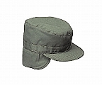 Rothco 5712 G.I. Type O.D. Combat Cap w/Earflaps