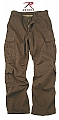 Rothco 2562 Brown Vintage Paratrooper Fatigues