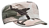 Rothco 1156 Womens Pink Camo Rip-Stop Vintage Fatigue Hat