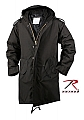 Rothco 9465 Black M-51 Fishtail Parka-2XL