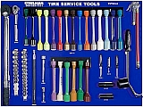 Steelman TSTB03-WM-WT Tire Service Tool Board