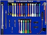 Steelman TSTB04-WM-WT Tire Service Tool Board