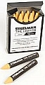 Steelman 00062 Tire Crayons, Yellow, 12 each