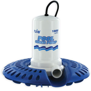 SIs Rule 1800 Pool Cover Pump & Utility Pump at Sears.com