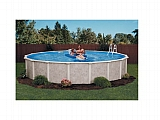 12' Above Ground Sandstone Pool - Pool Only!