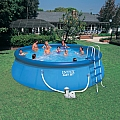 "Intex Easy Set Deluxe 18' X 52"" Pool"