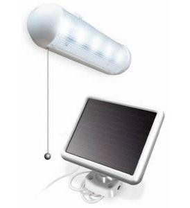Maxsa Solar Shed Light