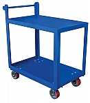 Vestil SCS2-2236  2-Shelf Steel Construction Serv