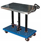 Vestil HT-10-2036A  Hydraulic Post Table