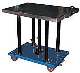 Vestil HT-20-2436A  Hydraulic Post Table