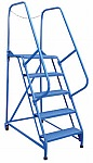 Vestil LAD-MM-5-P  Maintenance Ladder