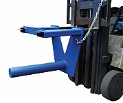 Vestil CCF-24-4 Coil Ram/Lifter, Fork Mounted, Inverted, Length: 24""