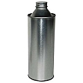 Vestil BTL-MT-16 Tin Bottle, 16 oz